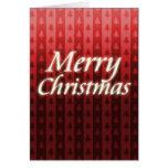 Felices Navidad - tarjeta de Navidad