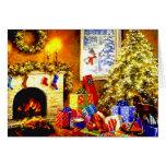 Felices Navidad Tarjetas