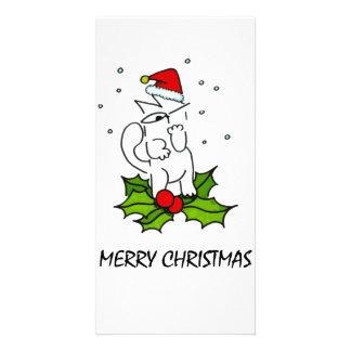Felices Navidad Tarjetas Fotograficas Personalizadas