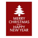 Felices Navidad Tarjetas Postales