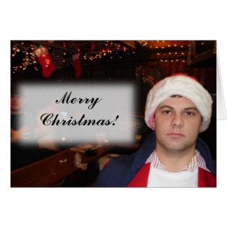 ¡Felices Navidad! Tarjeton