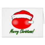 Felices Navidad Tarjetón