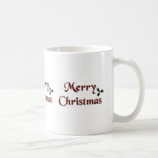Felices Navidad Taza