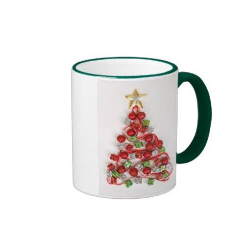 Felices Navidad Tazas De Café