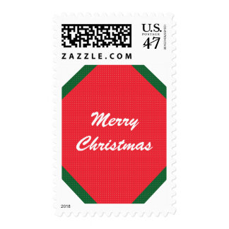 Felices Navidad Timbres Postales