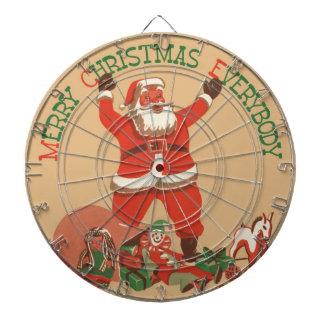 ¡Felices Navidad todos! Vintage Papá Noel