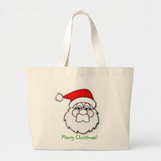 ¡Felices Navidad! - Tote enorme Bolsas