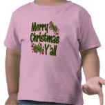 ¡Felices Navidad usted! Camiseta