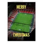 Felices Navidad - Wembley Stadium Tarjeta De Felicitación
