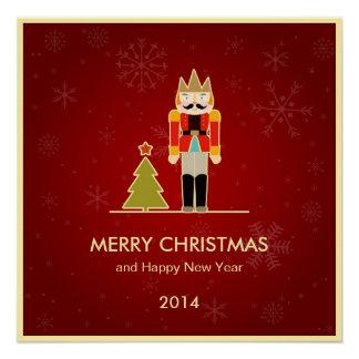 Felices Navidad y Feliz Año Nuevo 2014 del cascanu Perfect Poster