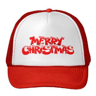 Felices Navidad y Feliz Año Nuevo Gorro