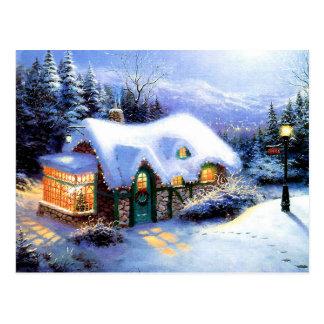 Felices Navidad y Feliz Año Nuevo Postales