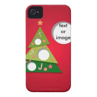 Felices Navidad y newyear feliz Funda Para iPhone 4