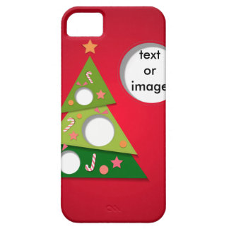 Felices Navidad y newyear feliz Funda Para iPhone SE/5/5s