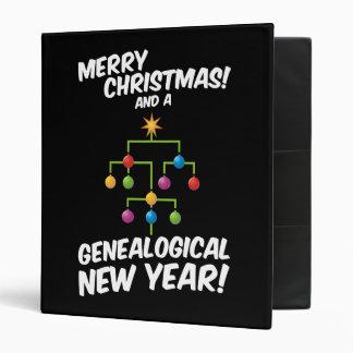 """¡Felices Navidad y un Año Nuevo genealógico! Carpeta 1"""""""