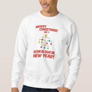 ¡Felices Navidad y un Año Nuevo genealógico! Jersey