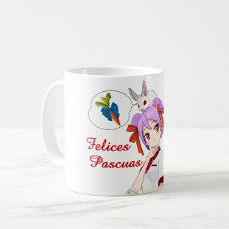 Felices Pascuas (Personalizable) Coffee Mug