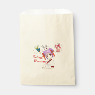 Felices Pascuas (Personalizable) Favor Bag