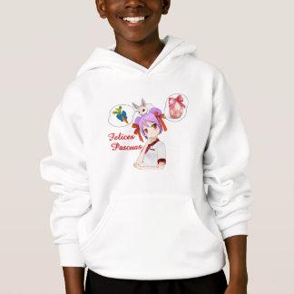 Felices Pascuas (Personalizable) Hoodie