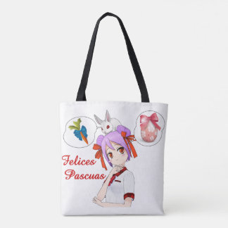 Felices Pascuas (Personalizable) Tote Bag