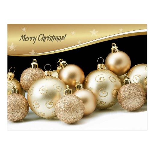 Felices postales del navidad de Christmas.Customiz