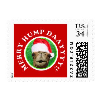 Felices sellos 2013 del navidad del camello del dí