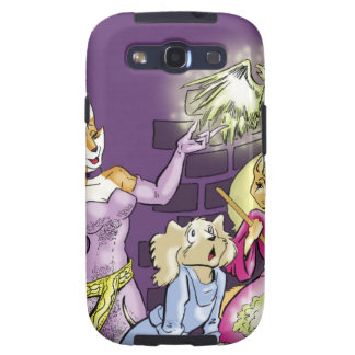 Felicia And The Sorceress' Apprentice Samsung Galaxy SIII Cases