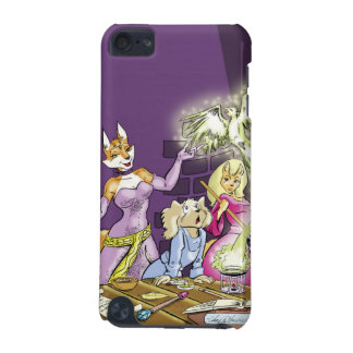 Felicia And The Sorceress' Apprentice iPod Touch 5G Cover