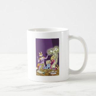 Felicia And The Sorceress' Apprentice Classic White Coffee Mug