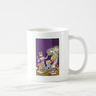 Felicia And The Sorceress' Apprentice Coffee Mug