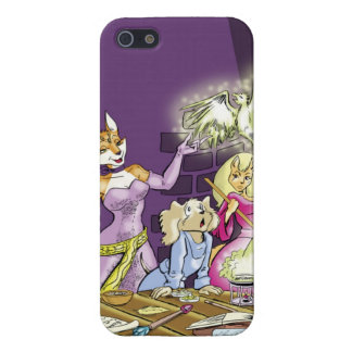 Felicia And The Sorceress' Apprentice iPhone 5/5S Case