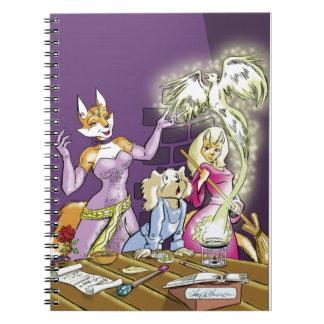 Felicia And The Sorceress' Apprentice Note Book
