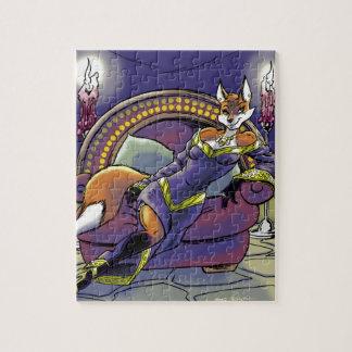 Felicia, Sorceress Of Katara Jigsaw Puzzle