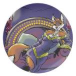 Felicia, Sorceress Of Katara Plate