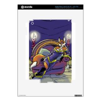 Felicia, Sorceress Of Katara iPad 3 Skins