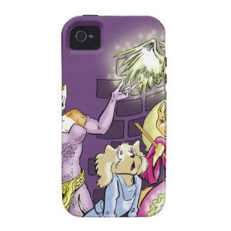 Felicia y el aprendiz de las brujas Case-Mate iPhone 4 carcasa