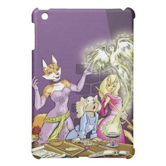 Felicia y el aprendiz de las brujas iPad mini cárcasas