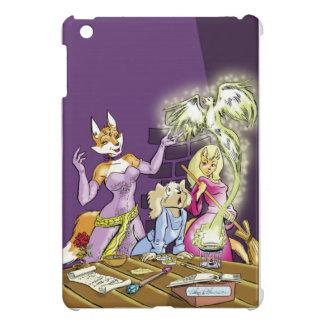 Felicia y el aprendiz de las brujas iPad mini cobertura