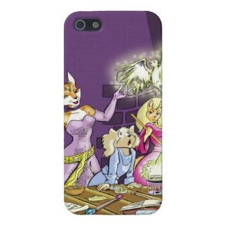 Felicia y el aprendiz de las brujas iPhone 5 funda