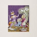 Felicia y el aprendiz de las brujas puzzle con fotos