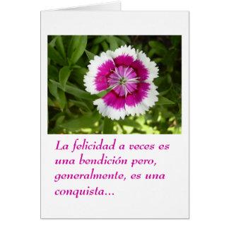 Felicidad Card