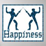 Felicidad: Cercado Impresiones