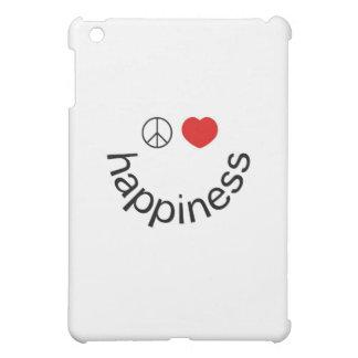 Felicidad del amor de la paz