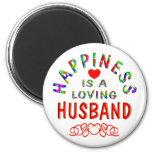 Felicidad del marido iman