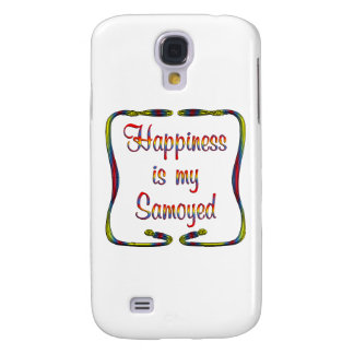 Felicidad del samoyedo