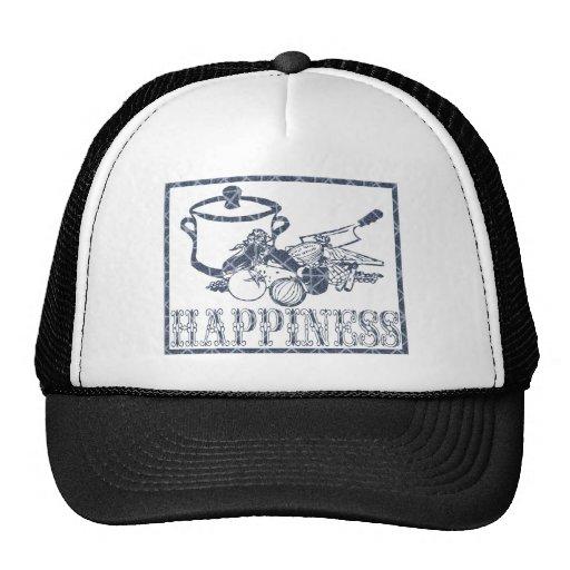 Felicidad: El cocinar Gorro De Camionero