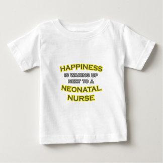 Felicidad. El despertar. Enfermera neonatal T-shirt