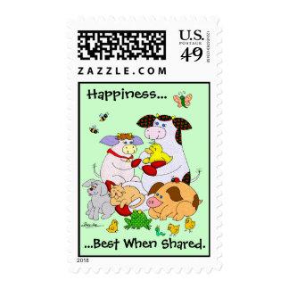 Felicidad… El mejor cuando está compartido