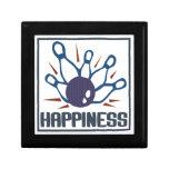 Felicidad: El rodar Caja De Joyas