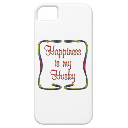 Felicidad fornida iPhone 5 carcasas